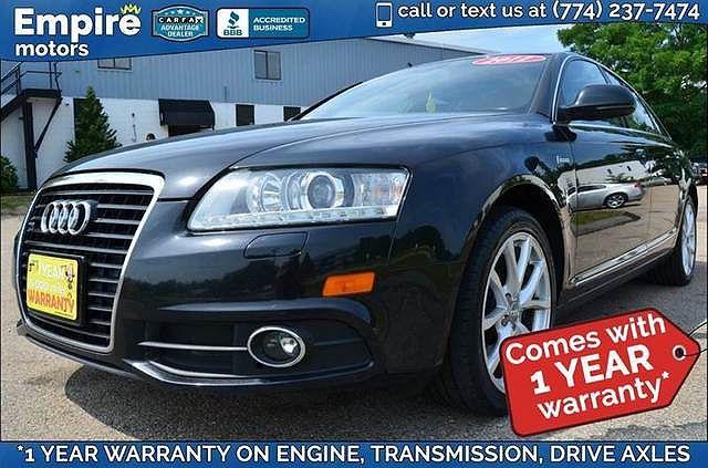2011 Audi A6 Premium Plus