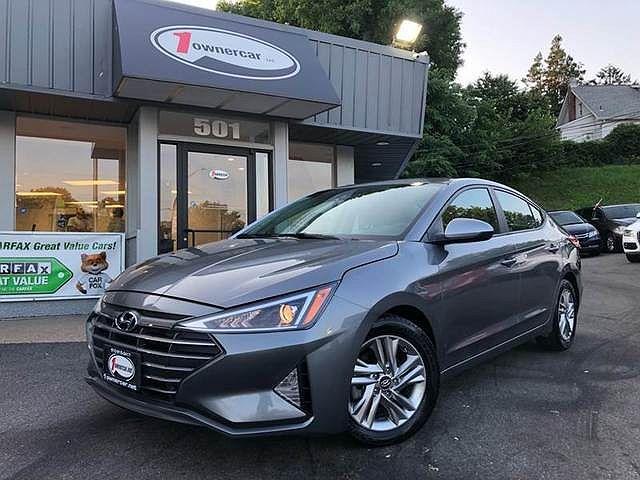 2019 Hyundai Elantra Limited Edition