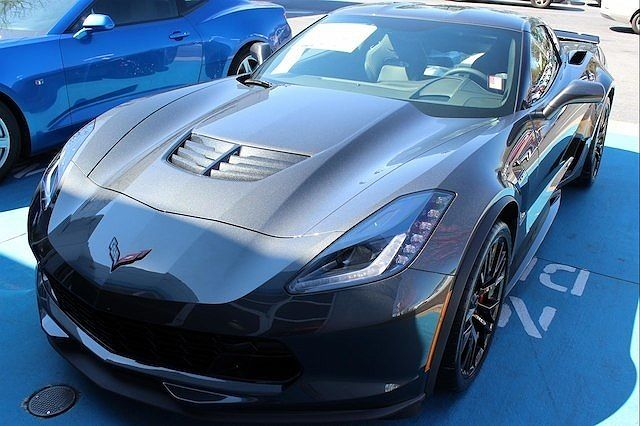 2019 Chevrolet Corvette Z06 LZ2