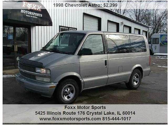 1998 Chevrolet Astro LS