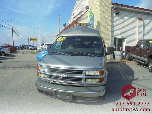 2002 Chevrolet Express 1500 LT