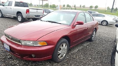2001 Mitsubishi Galant ES For Sale In Columbus, OH Image 1