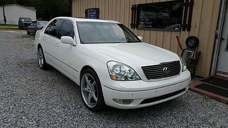 2002 Lexus LS 430 For Sale In Pensacola, FL Image 1 ...