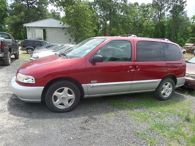 1999 Mercury Villager Sport