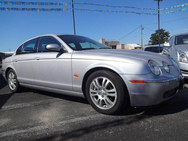 2005 Jaguar S-Type VDP