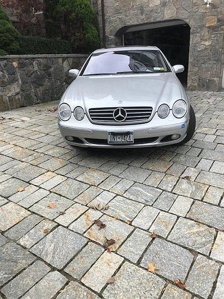 2005 Mercedes-Benz CL-Class CL 500