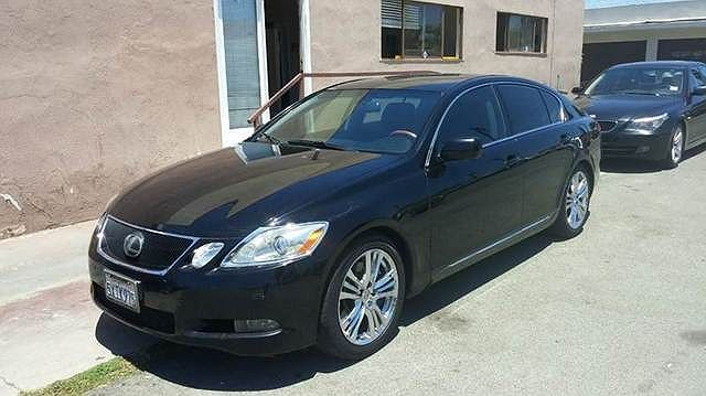 2007 Lexus GS 450h Base