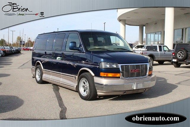 2004 GMC Savana 1500 Upfitter
