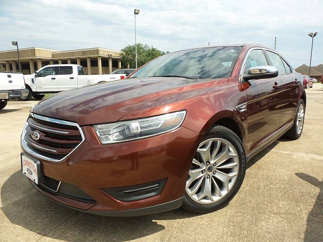 2015 Ford Taurus Limited Edition