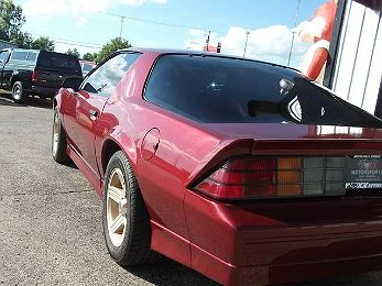 ... 1989 Chevrolet Camaro IROC Z For Sale In Crystal Lake, IL Image 2 ...