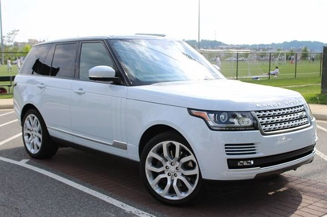 2015 Land Rover Range Rover Supercharged