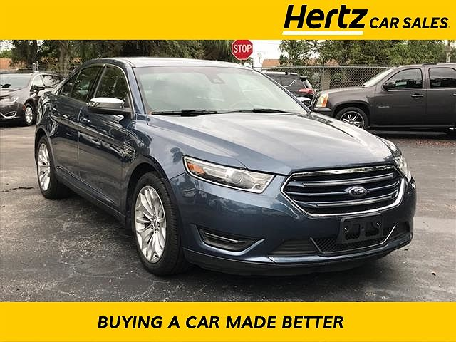 2018 Ford Taurus Limited Edition