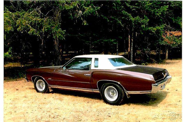 1973 Chevrolet Monte Carlo