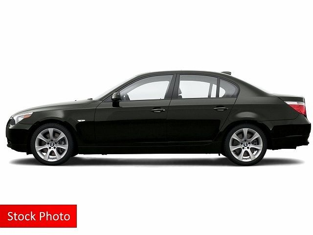 2006 BMW 5 Series 550i