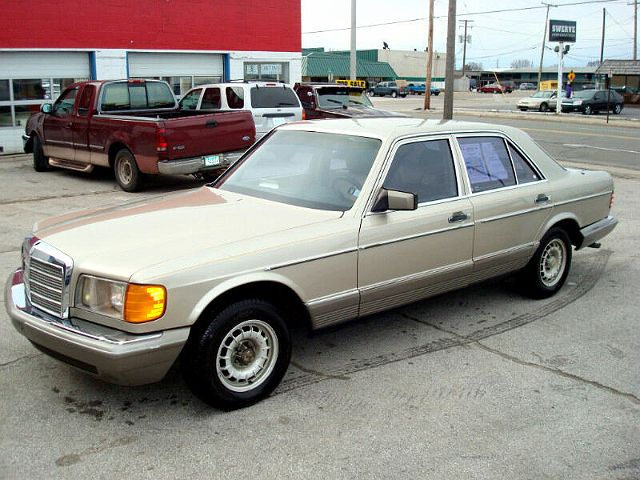 1982 Mercedes-Benz 300 SD