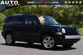 2007 JEEP PATRIOT LIMITED EDITION