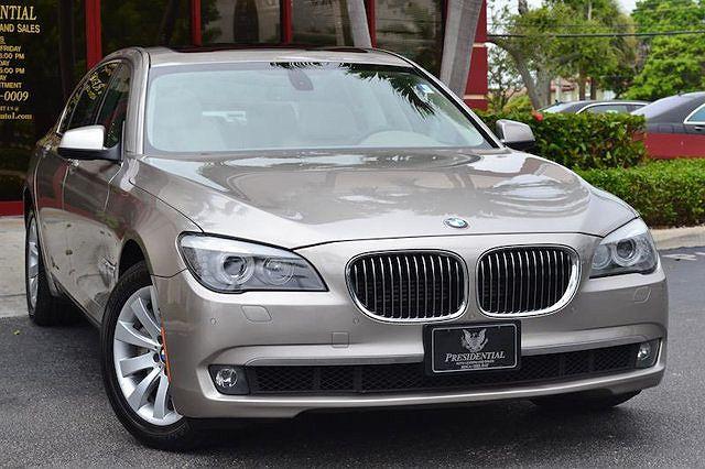 2011 BMW 7 Series 750Li xDrive