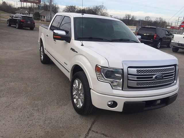2013 F150 Platinum >> 2013 Ford F 150 Platinum For Sale In Nashville Tn
