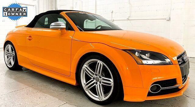 2011 Audi TTS Prestige