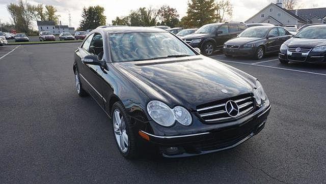 2008 Mercedes-Benz CLK 350
