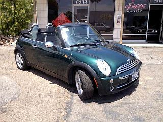 2006 MINI COOPER CONVERTIBLE BASE