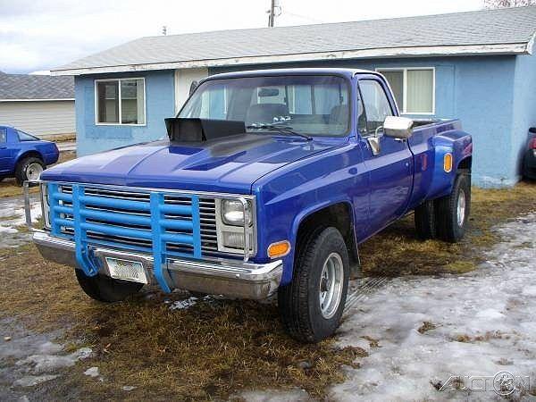 1987 Chevrolet R/V 20