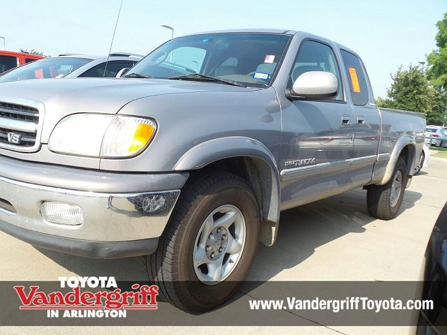 2001 Toyota Tundra Limited Edition