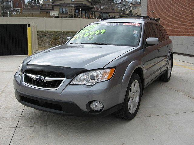 2008 Subaru Outback Limited Edition