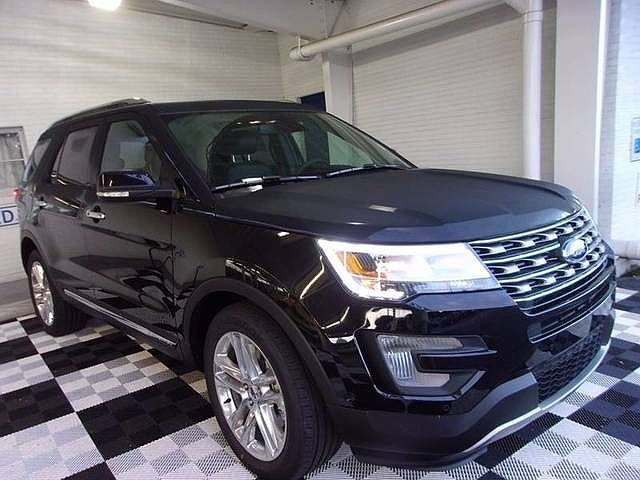 Car Dealerships In Sumter Sc >> 2017 Ford Explorer Limited Edition For Sale In Sumter Sc