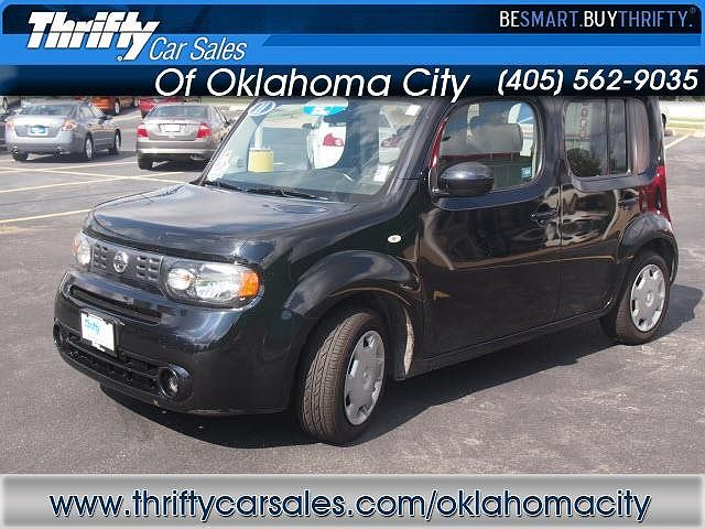 2011 Nissan Cube S Krom Edition