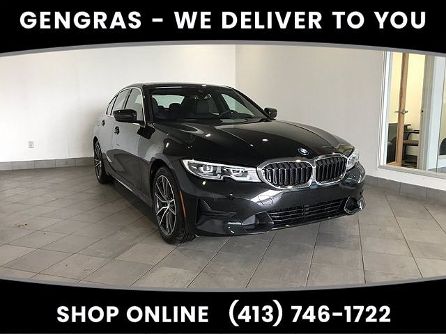 2021 BMW 3 Series 330e xDrive