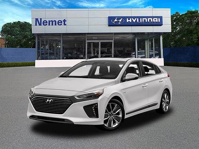 2018 Hyundai Ioniq SEL