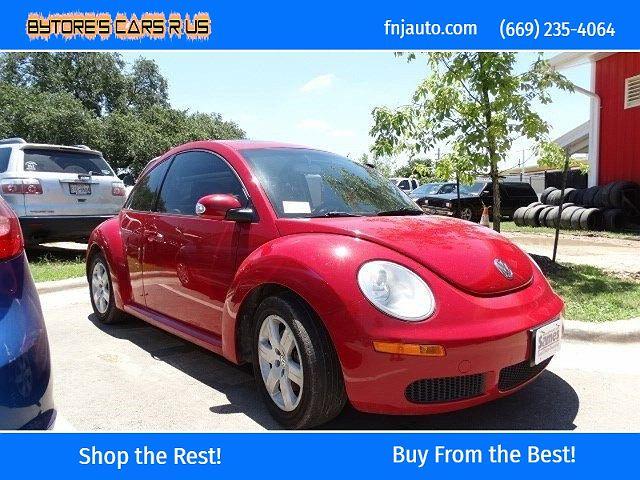 2007 Volkswagen New Beetle