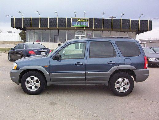 2001 Mazda Tribute ES