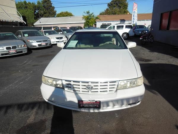 1999 Cadillac Seville STS Touring