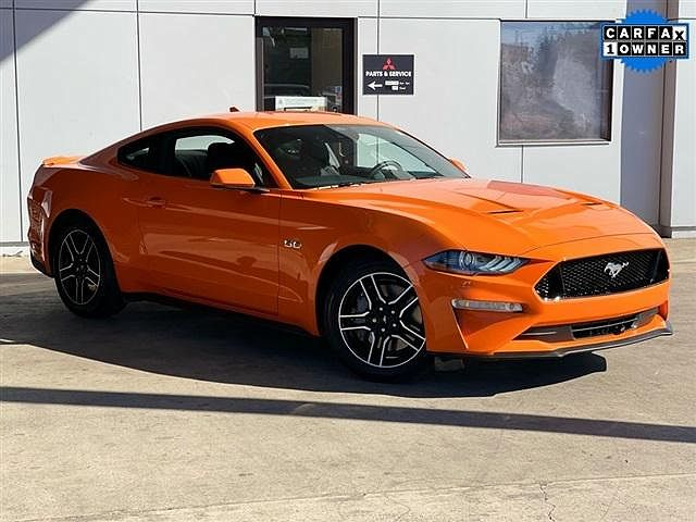 2021 Ford Mustang GT