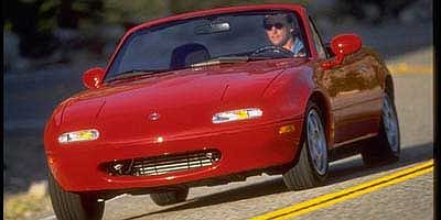 1997 Mazda Miata  Popular