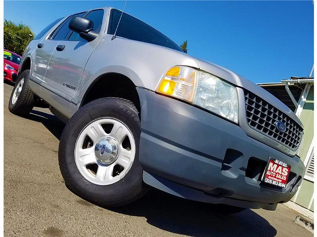 2004 Ford Explorer XLS Sport