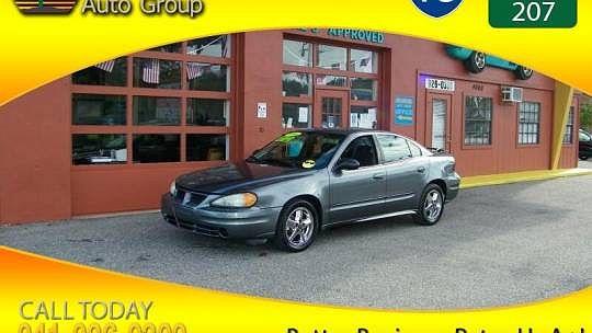 2004 Pontiac Grand Am SE SE1