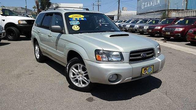 2005 Subaru Forester 2.5XT