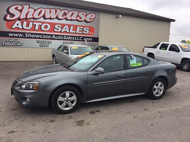 2005 Pontiac Grand Prix Gt For In Chesaning Mi Image 1