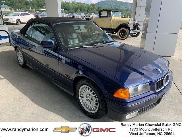 1994 BMW 3 Series 325ic