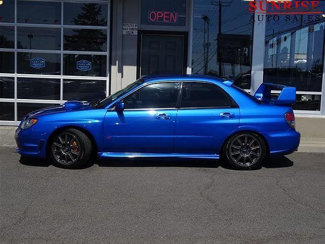 2006 Subaru Wrx Sti For Sale >> 2006 Subaru Impreza Wrx Sti For Sale In Milwaukie Or