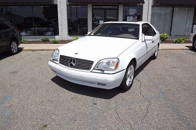 1999 Mercedes-Benz CL-Class CL 600