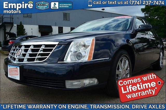 Empire Motors Canton Ma >> 2008 Cadillac Dts Luxury Ii For Sale In Canton Ma