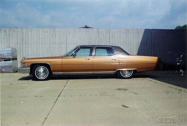1974 Cadillac Fleetwood