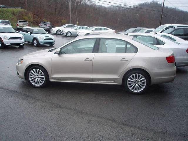 2012 Volkswagen Jetta SEL