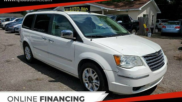 2008 Chrysler Town & Country Limited Edition