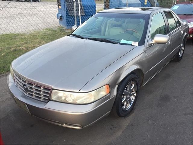 2000 Cadillac Seville STS Touring