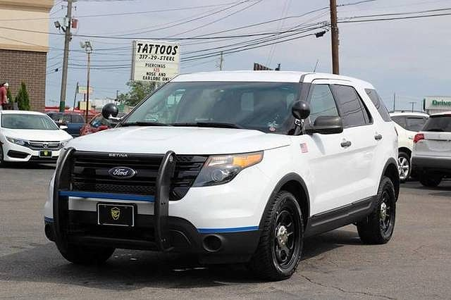 2015 Ford Explorer For Sale >> 2015 Ford Explorer Police Interceptor For Sale In Indianapolis In